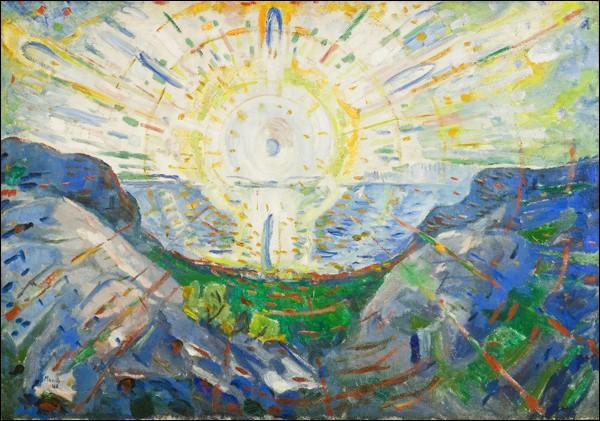"""""""Le soleil"""" (1912)"""