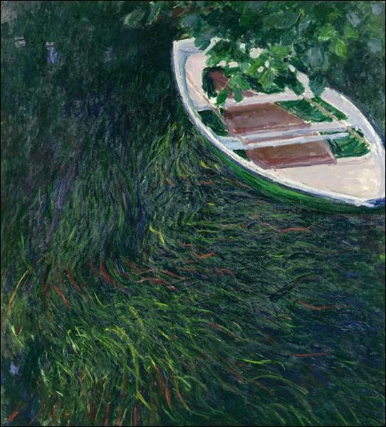 """""""La Barque"""" (1887)"""