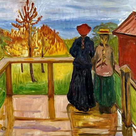 Hodler, Monet ou Munch ?