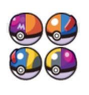 Fusions Pokémon