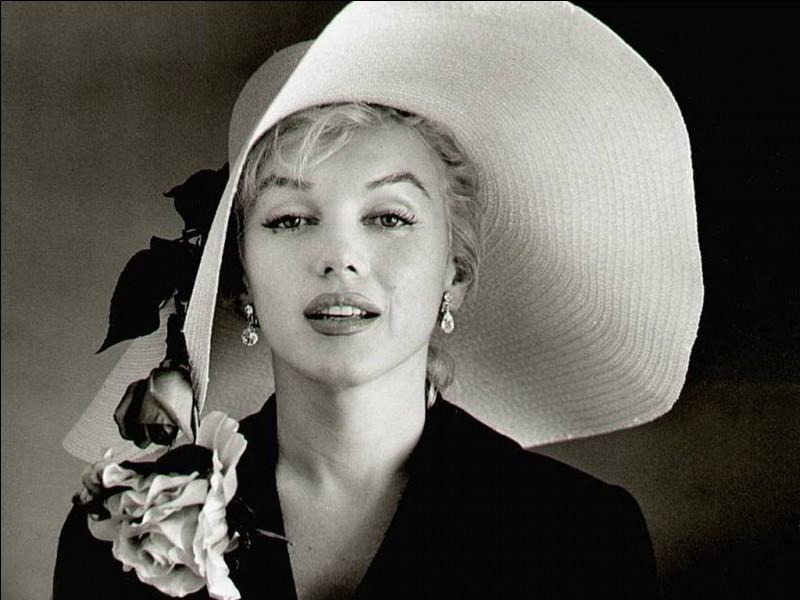 En 1962, elle nous a quittés.