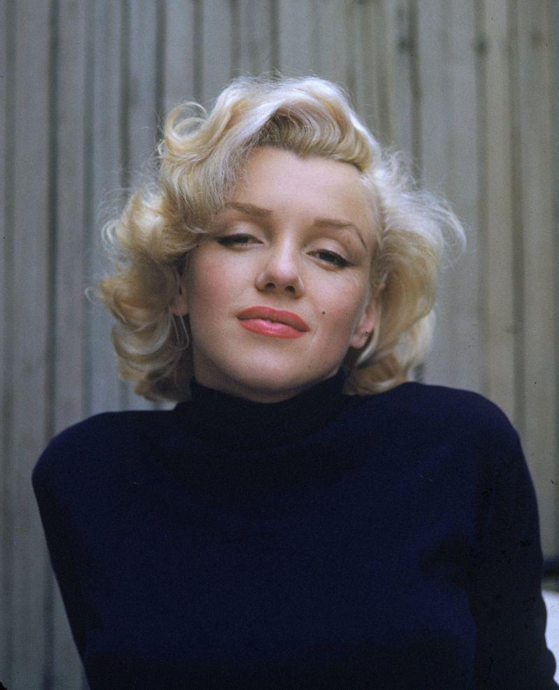 Marilyn Monroe (vrai au faux)