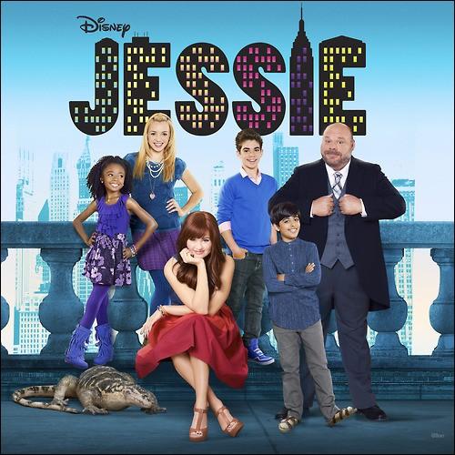 """Dans la série """"Jessie"""", trois enfants ont été adoptés par la famille Ross."""