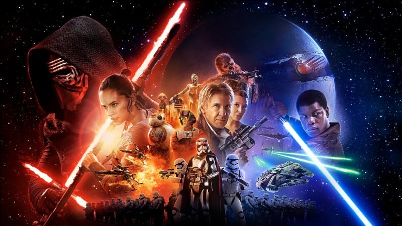 """Dans le film """"Star Wars VII"""", le personnage principal s'appelle Film."""