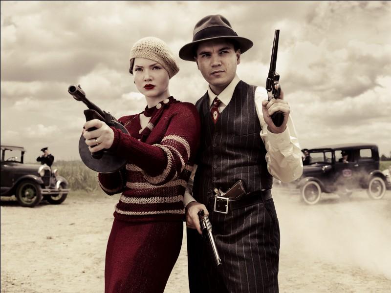 En quelle année Bonnie et Clyde ont-ils défrayé la chronique américaine ?