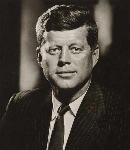 Quelle est la date de l'assassinat de John Fitzgerald Kennedy ?