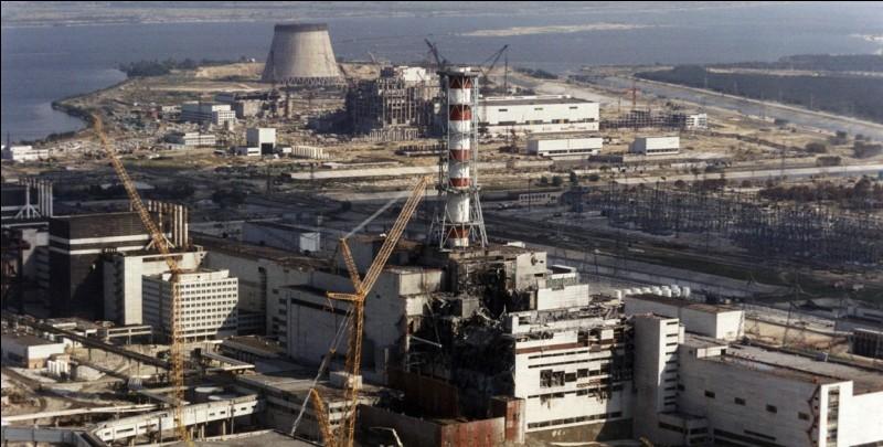 Quelle est la date de la catastrophe nucléaire de Tchernobyl ?