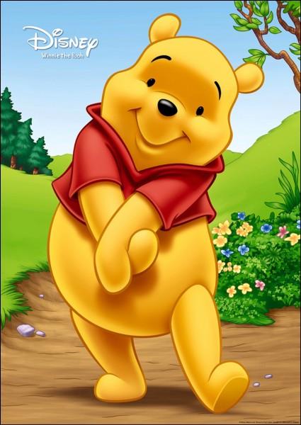 Quelle est la date de publication du premier livre de Winnie l'ourson ?