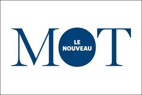 Certains mots français peuvent s'écrire avec un tr_ma.