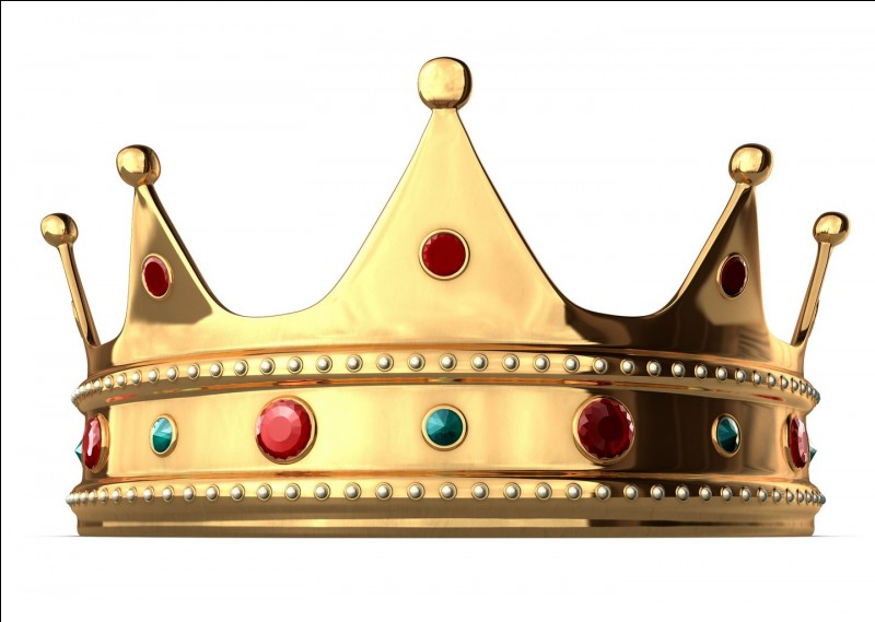 Le roi r_gne sur son royaume.