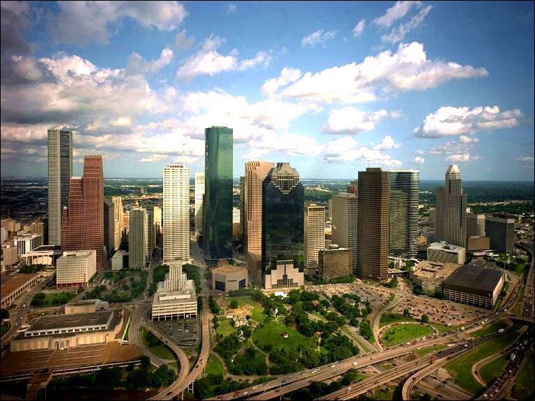 Dans quel pays se situe la ville de Houston ?