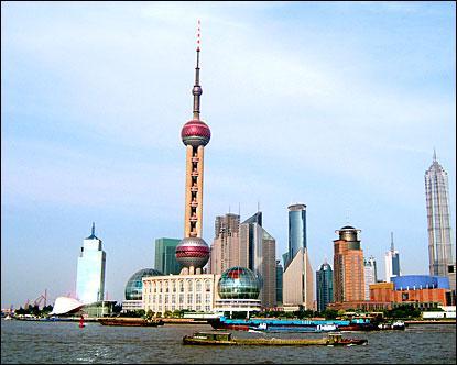 Dans quel pays se situe la ville de Shanghai ?