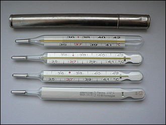 Le premier thermomètre créé portait en graduation 0 pour la température d'ébullition de l'eau et 100 pour la solidification de celle-ci. Vrai ou faux ?