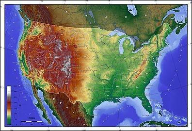 Le plus vaste des Etats participant à la fédération des Etats-Unis d'Amérique est le Texas. Vrai ou Faux ?