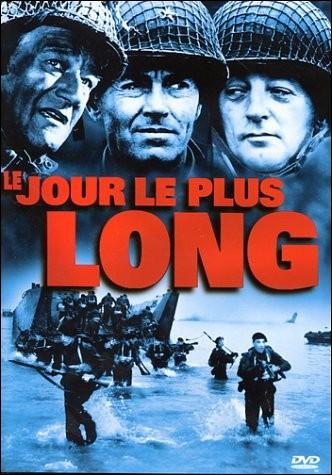 """Durant le tournage du film américain """"Le jour le plus long"""", de véritables soldats américains jouèrent comme extras des rôles de... soldats. Ils ne voulurent toutefois pas sauter dans la mer normande craignant que l'eau soit trop froide. Vrai ou faux ?"""