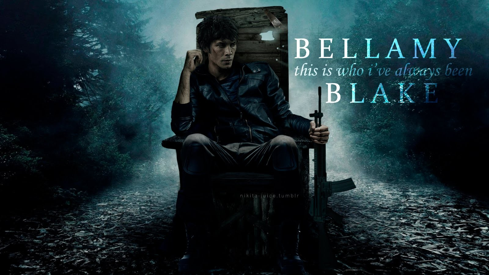 The 100 : Bellamy