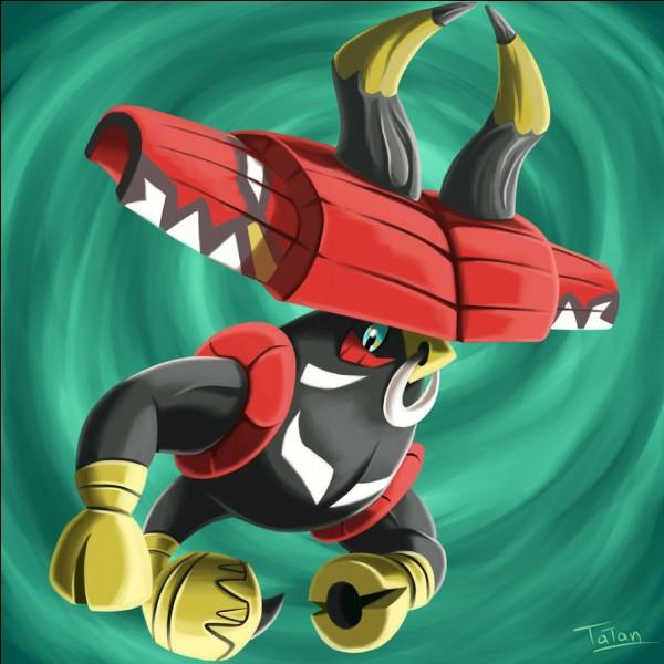 Ce Pokémon, c'est bien sûr :