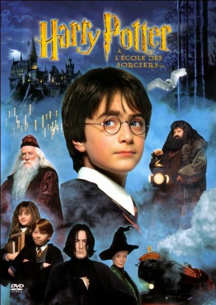 """""""Harry Potter à l'école des sorciers !"""". Quel est le titre de ce film en anglais ?"""