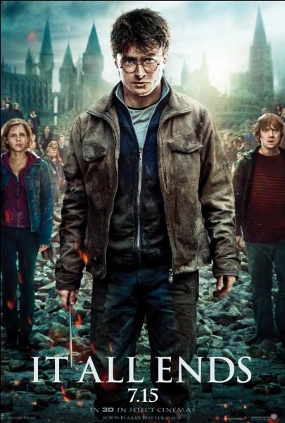 """""""Harry Potter et les reliques de la mort part 2 !"""". Que pouvons-nous dire sur ce film ?"""