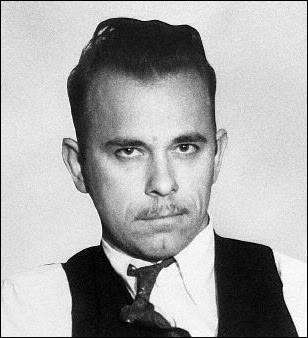 Qui était John Dillinger ?
