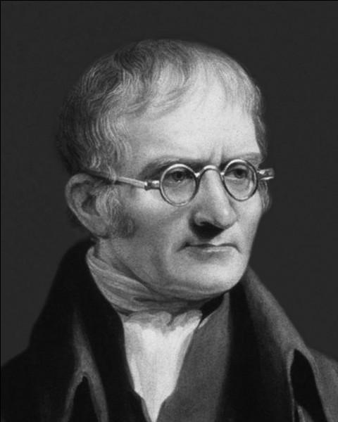 Qui était John Dalton ?
