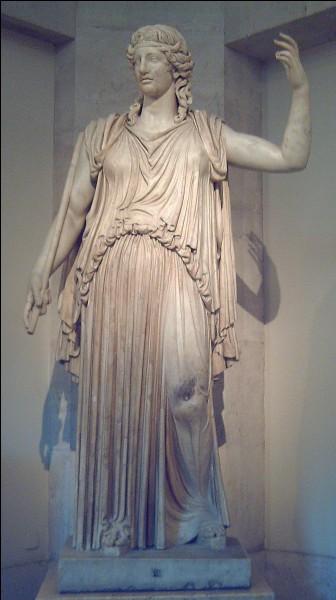 A quelle déesse romaine correspond Déméter ?