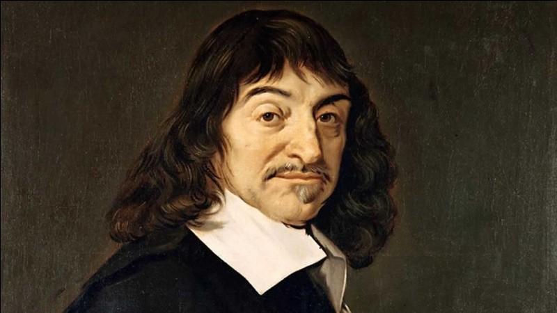 Qu'a écrit René Descartes ?