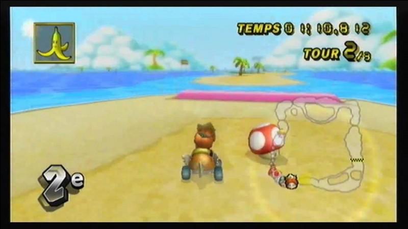 Combien de raccourcis y a-t-il à la plage Maskass ?