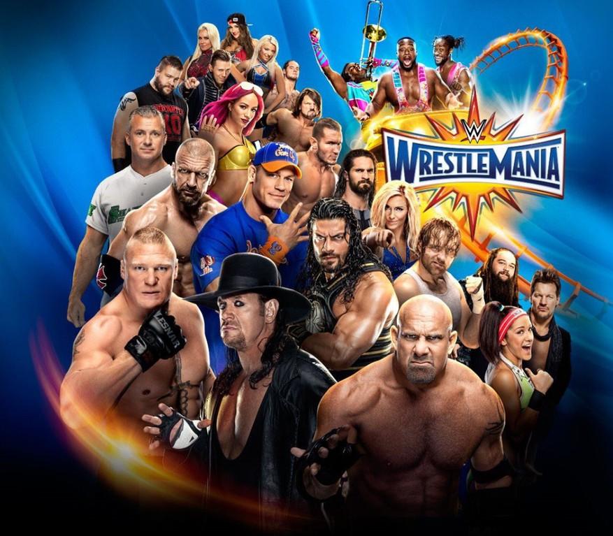 Le catch et la WWE !