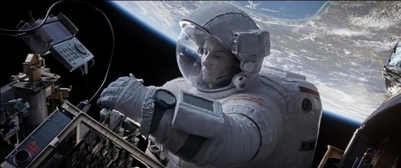 Ce film se passe dans l'espace, c'est...