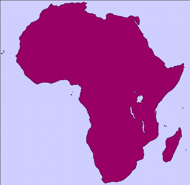 Avec quel pays l'Afrique-du-Sud ne partage-t-elle pas de frontières terrestres ?