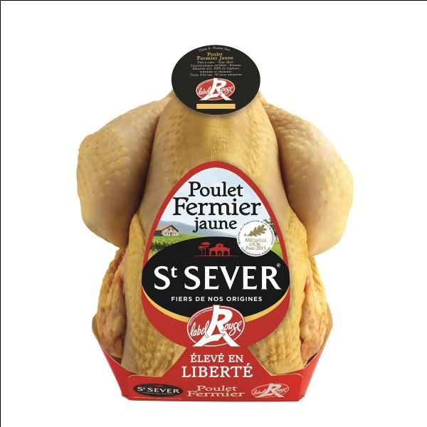 """Le fameux poulet de Saint-Sever fut le premier à obtenir la certification """"label rouge"""". En quelle année ?"""
