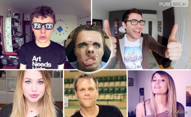 Quel youtuber es-tu ?