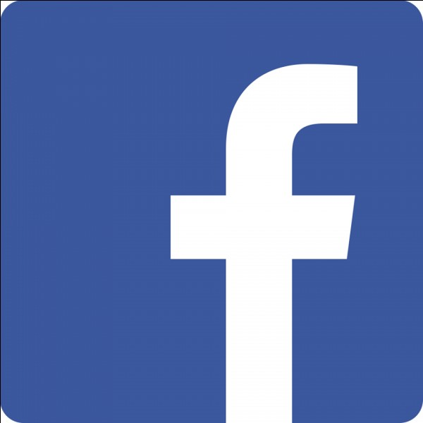 logo facebook sur site internet