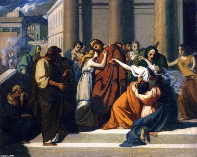 Dans la mythologie grecque, qui est la mère d'Oedipe ?