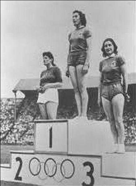 Première athlète française championne olympique, Micheline Ostermeyer a été double médaillée aux jeux de 1948. Dans quelles disciplines remporte-t-elle ses médailles d'or ?