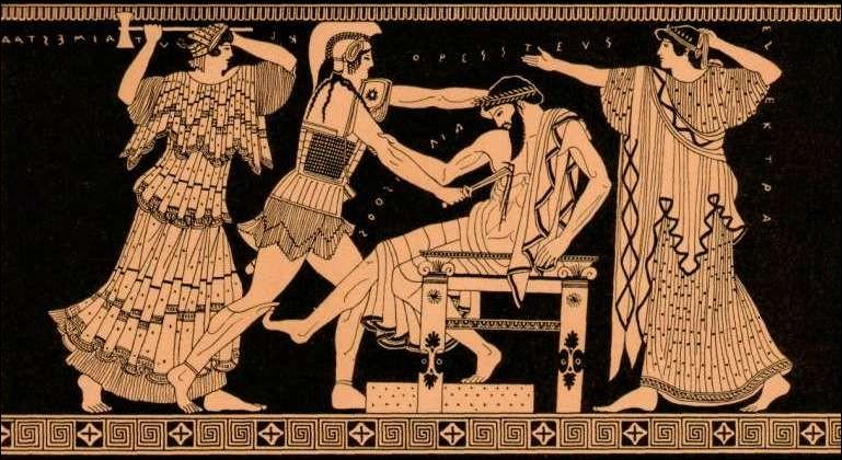 Dans la mythologie grecque, qui était Oreste ?