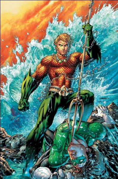Parmi ces super-pouvoirs, lequel Aquaman ne possède-t-il pas ?