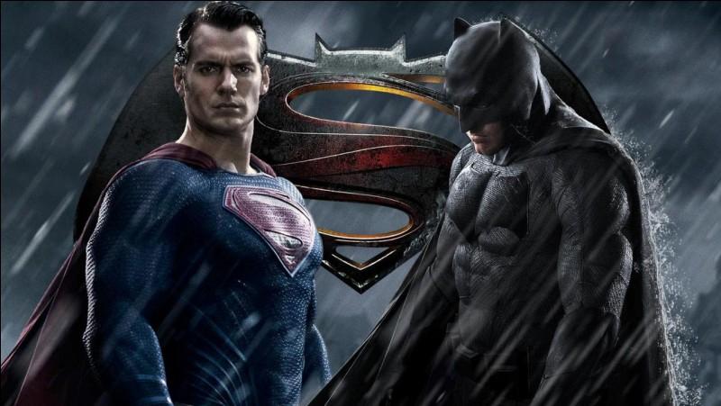 """Dans Batman vs Superman, qui est le """"méchant"""" ?"""
