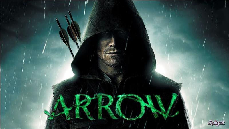 Dans quelle ville se passe la majorité de la série Arrow ?