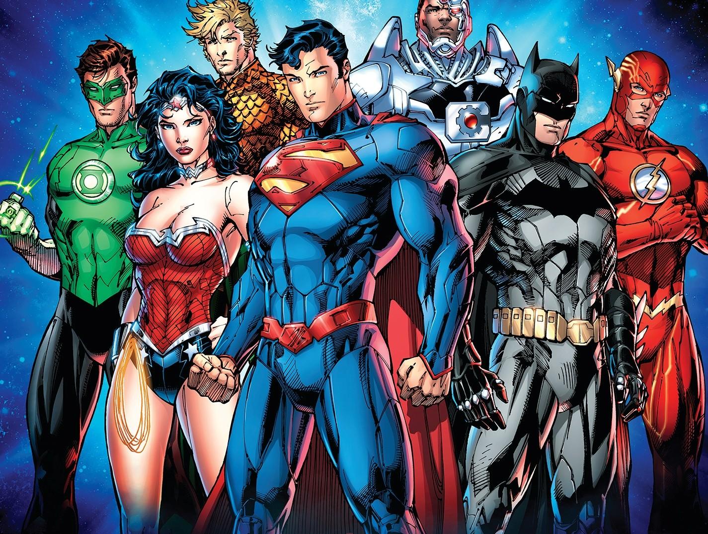 Connais-tu DC Comics ?