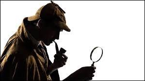 """Sherlock Holmes n'a jamais prononcé le fameux """"Élémentaire mon cher Watson !"""" dans les romans de Conan Doyle."""