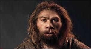 Le cerveau de l'homme de Néandertal était plus petit que le nôtre.
