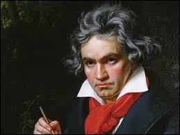 Ludwig Van Beethoven fut un jour arrêté par la police qui le prenait pour un vagabond.