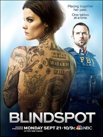 """""""Blindspot"""" est une série..."""