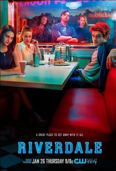 Quelle série a sortie Netflix, parlant de la vie de jeunes adolescents après un meurtre dans leur village ?