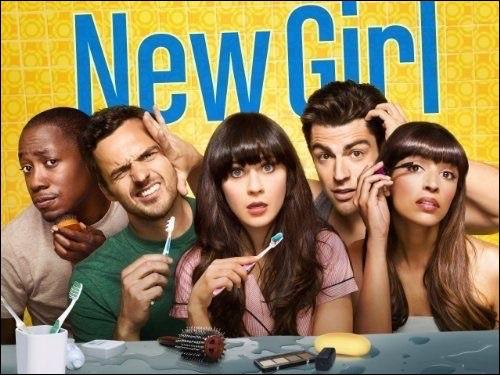 Et enfin, quelle est la série humoristique imageant la vie en colocation avec une femme et trois hommes ?