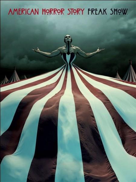 """""""American Horror Story"""" est une série..."""