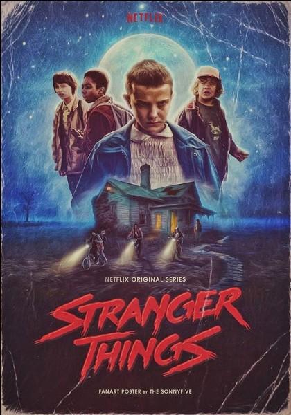 """""""Stranger Things"""" est une série..."""