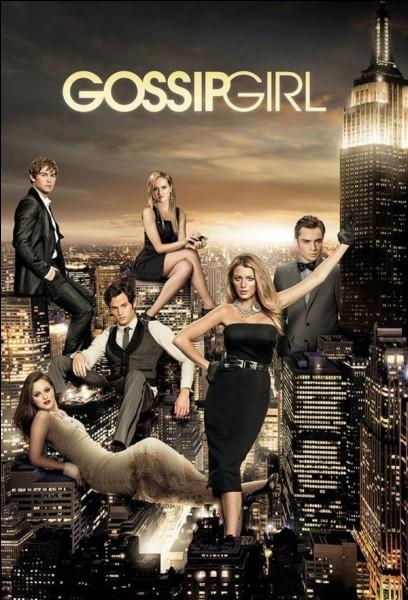 """Gossip Girl"" est une série..."